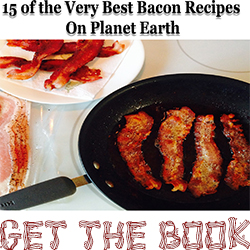 15 bacon recipes book