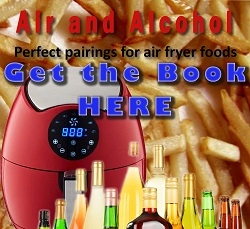 Air and Alcohol recipe book
