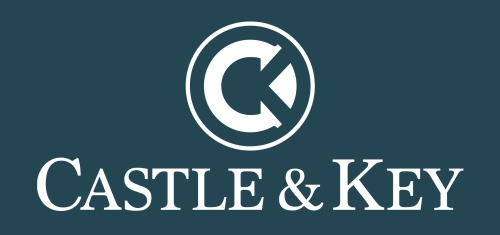 castle and key logo