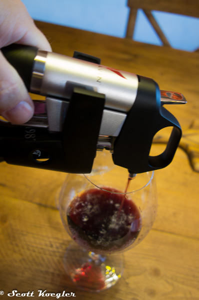 Review Of The Coravin Model Eight Wine System