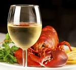 lobster and chardonnay